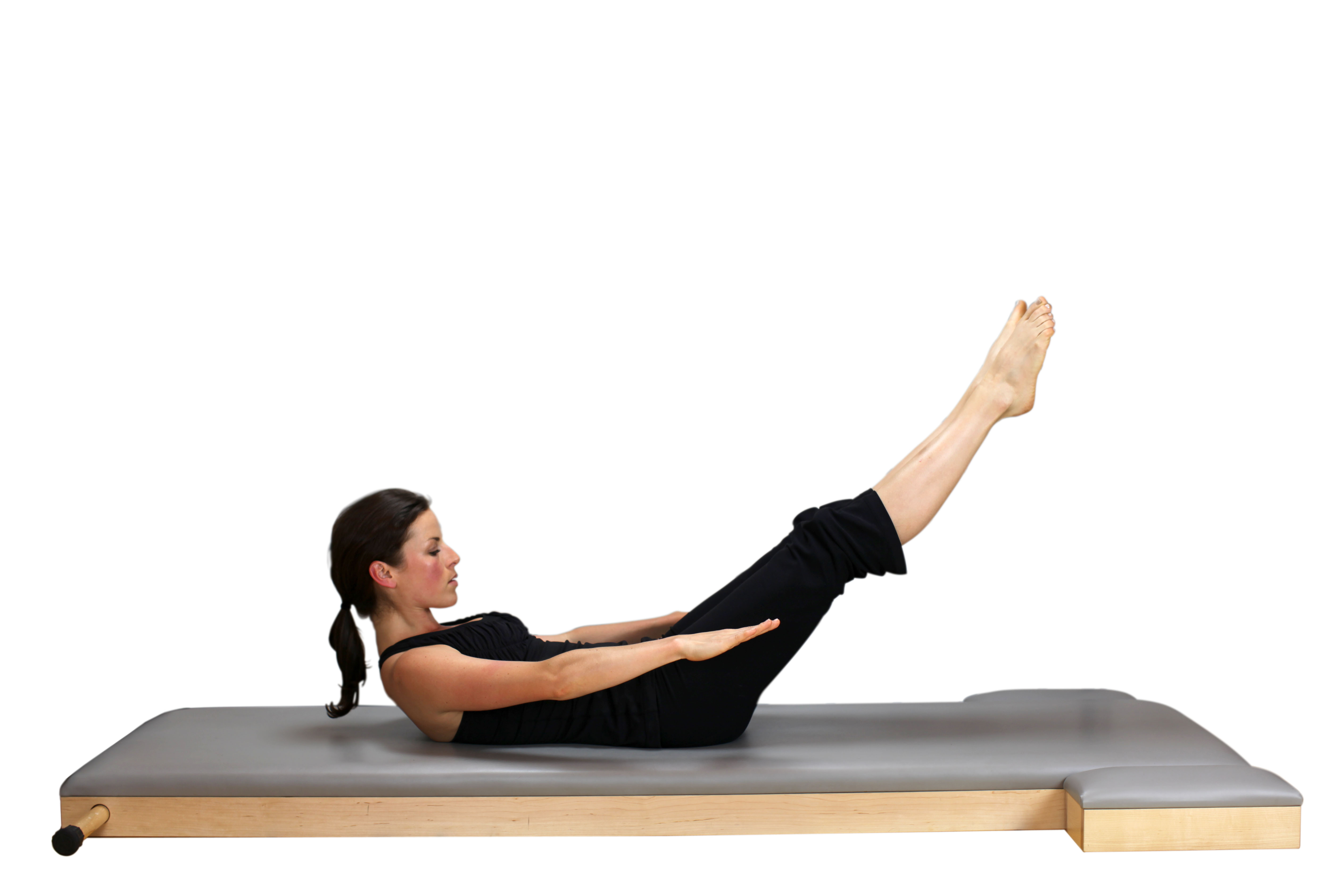 Machine and accessory free pilates move that afterwards always
