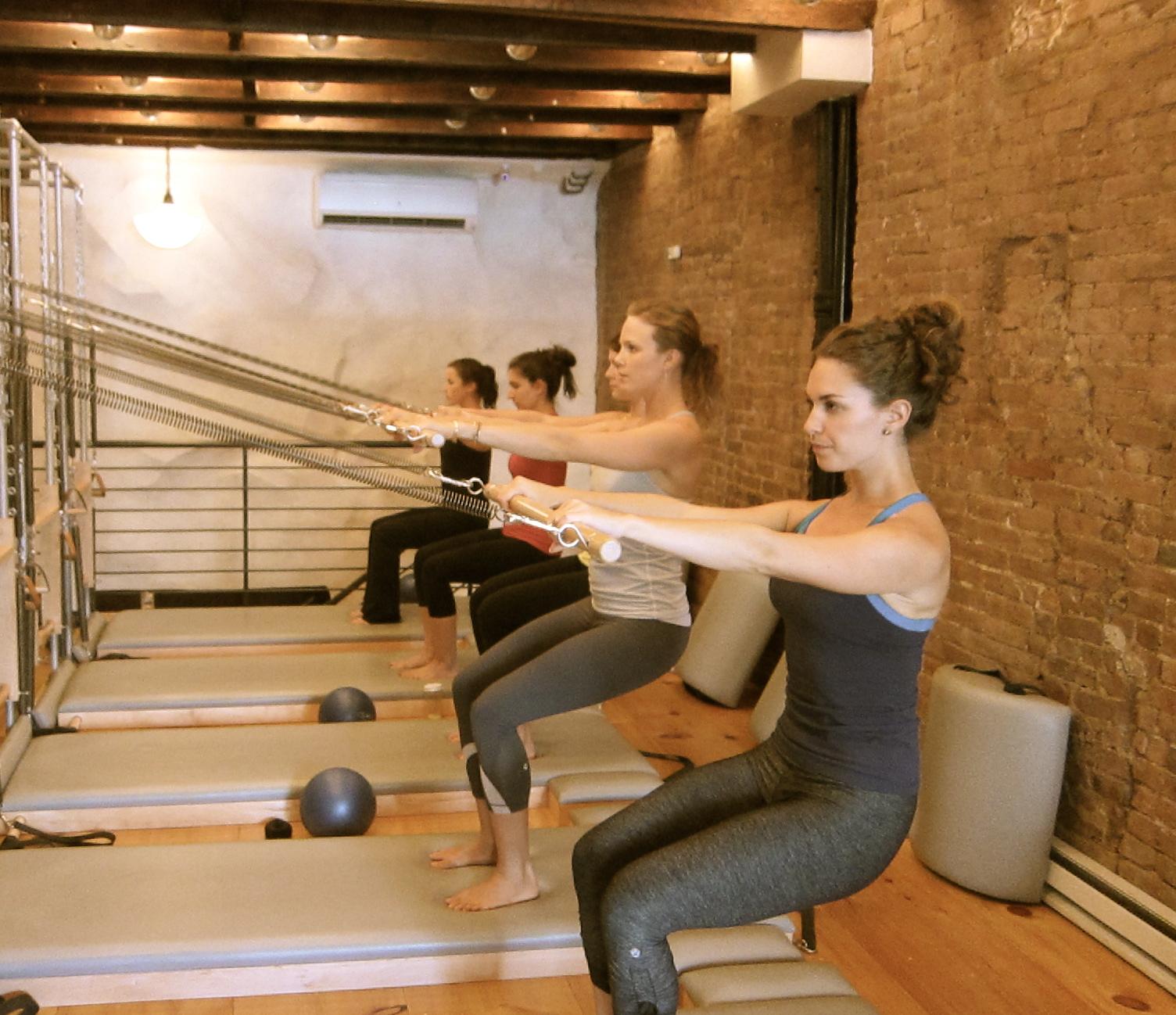 Free Weights Vs Yoga: Strength Training « Plank Pilates